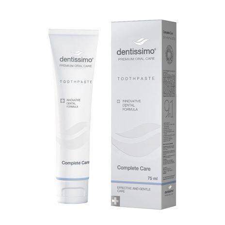 """Dentissimo """"Complete Care"""" kasdienė dantų pasta"""